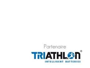 Accu Energie est partenaire Triathlon