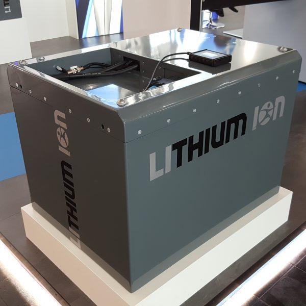 batterie Lithium NMC chariot élévateur