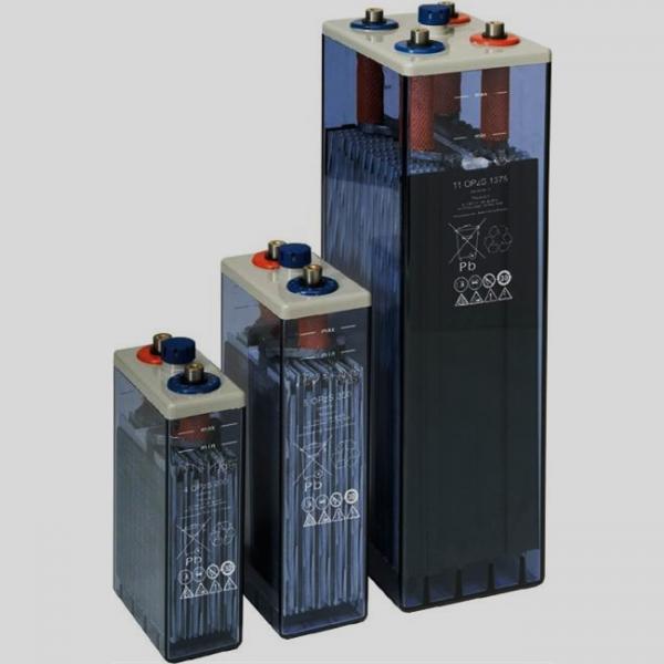 batterie pour éclairage de secours, alarme, installation solaire