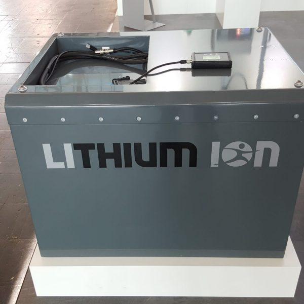 batterie lithium-ion chariot élévateur