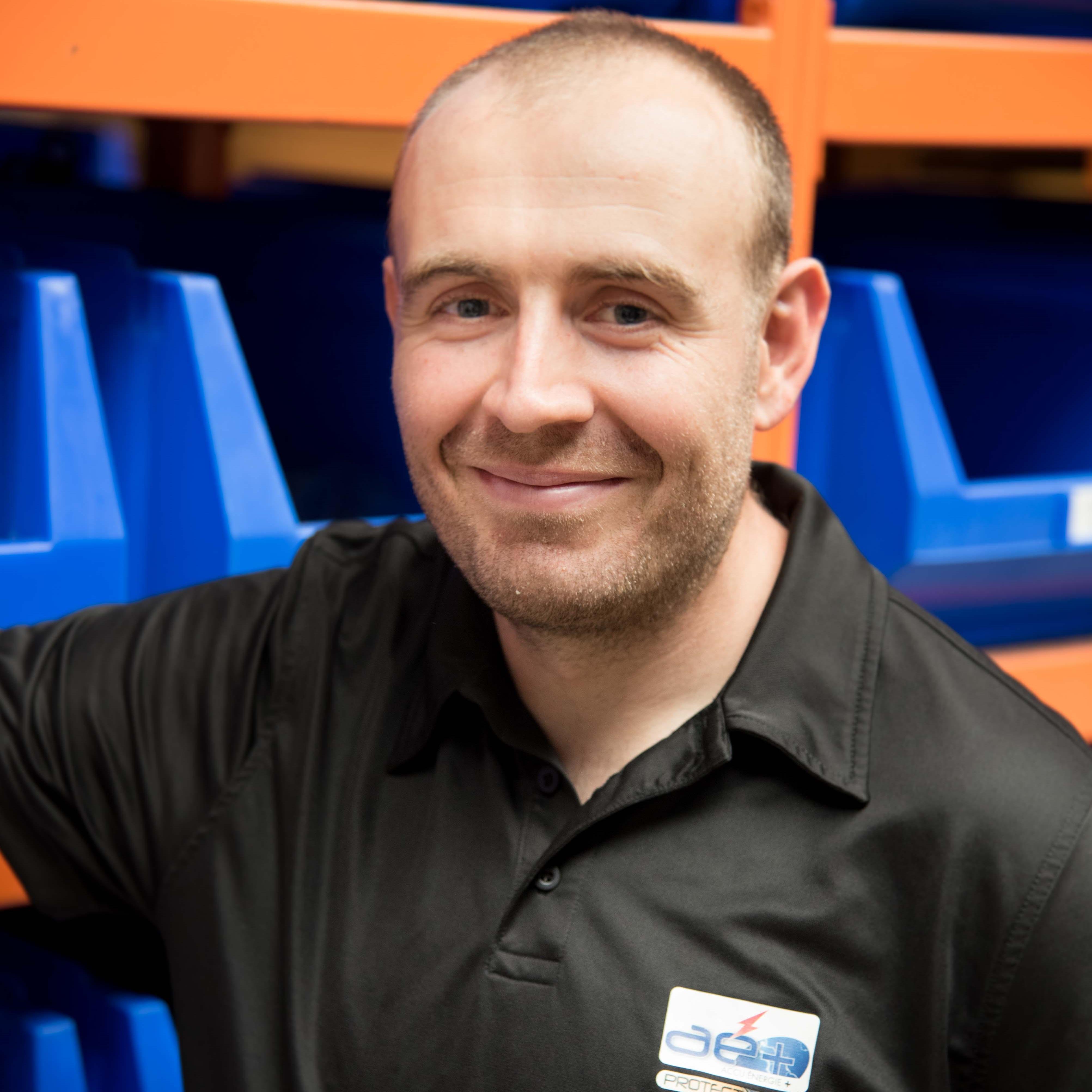 Clément DUCARRE Technicien AE+