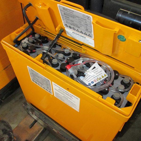 Batteries antidéflagrantes, ATEX pour chariots élévateurs FENWICK